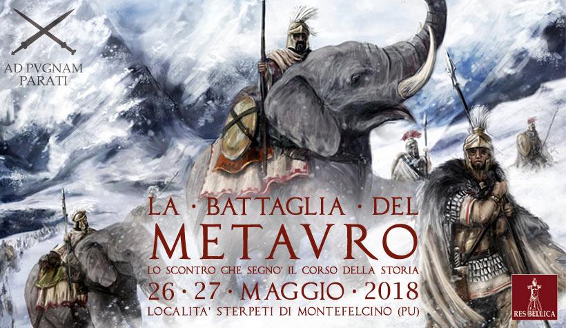 Ad Pugnam Parati - Metauro (PU) @ Marche | Italia