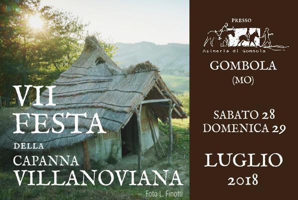 Festa della capanna villanoviana (MO) @ Emilia-Romagna   Italia