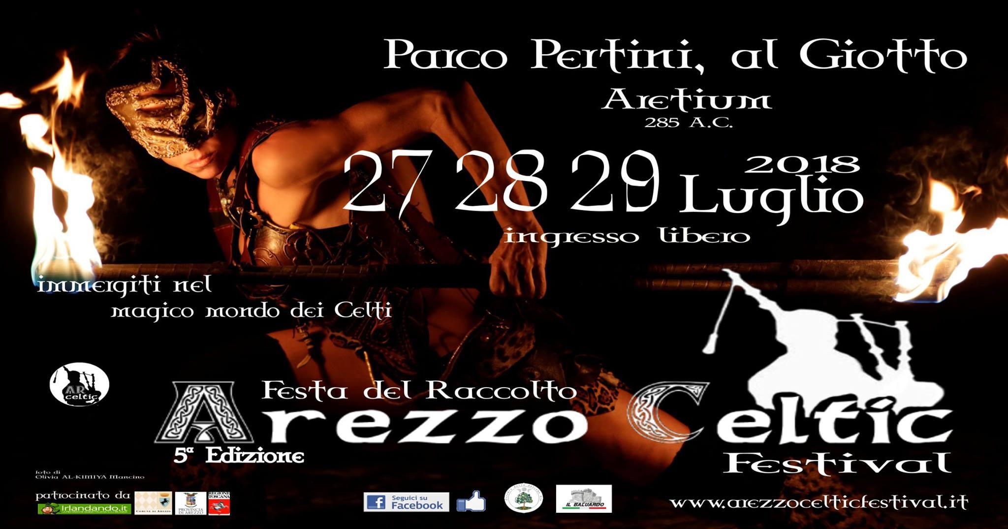 Arezzo Celtic Festival (AR) @ Arezzo   Toscana   Italia