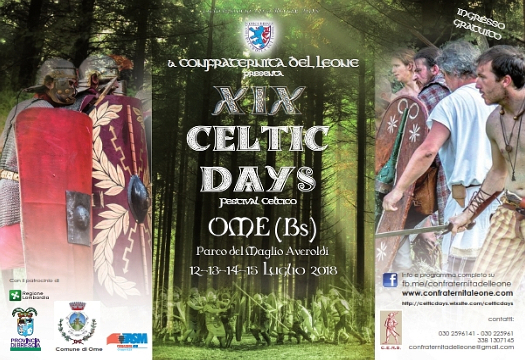 Celtic Days (BS) @ Ome | Lombardia | Italia