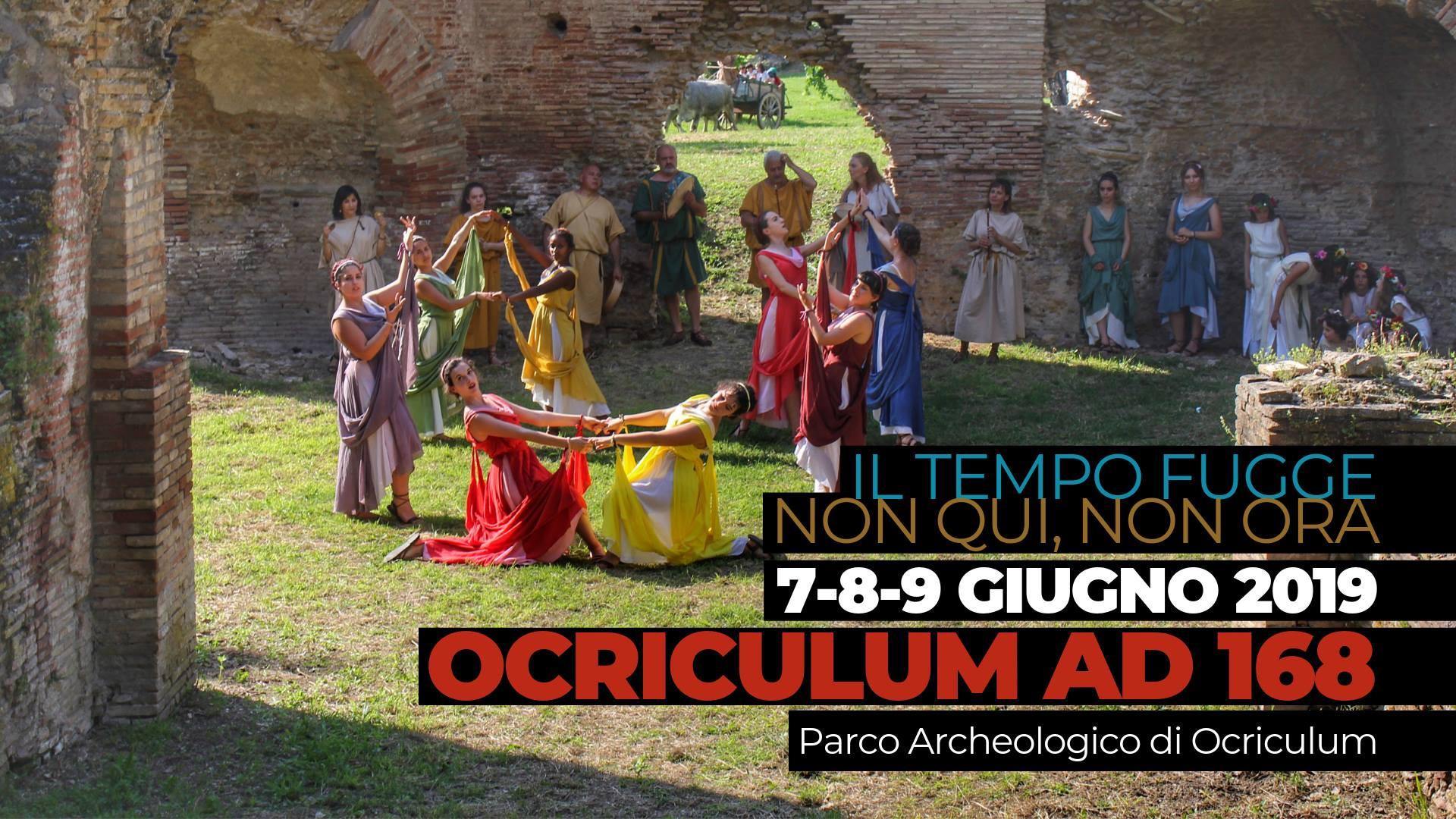 Ocriculum AD 168 (TR) @ Otricoli | Italia