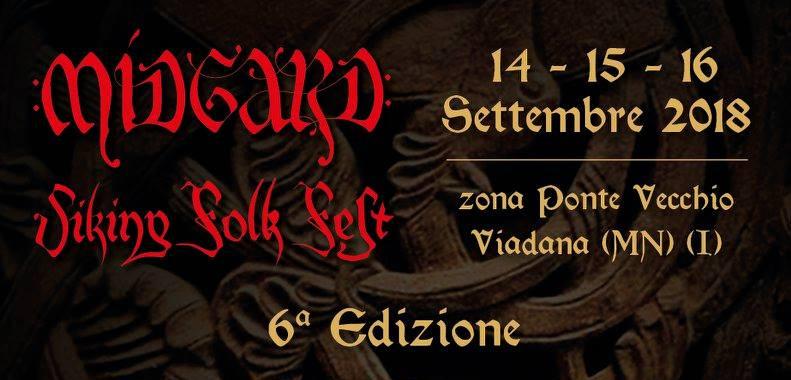 Midgard Viking Fest (MN) @ Lombardia   Italia