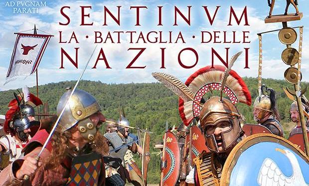 Ad Pugnam Parati - La battaglia delle Nazioni (AN) @ Sassoferrato | Marche | Italia