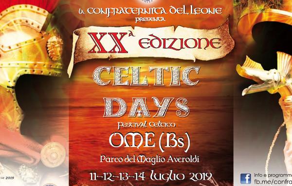 Celtic Days (BS) @ Ome | Lombardia | Italia