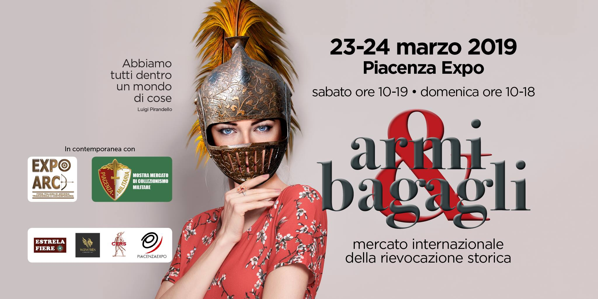 Armi e Bagagli (PC) @ Loc. Le Mose, Piacenza | Emilia-Romagna | Italia