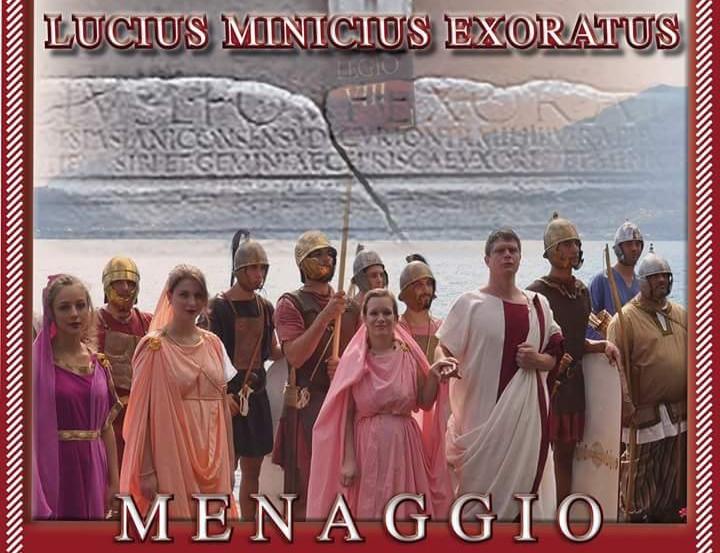 Lucius Minicius Exoratus (CO) @ Menaggio | Lombardia | Italia