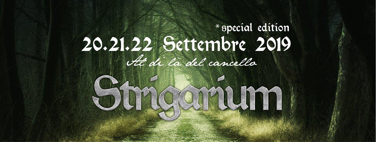 Strigarium Al di là del Cancello (BG)
